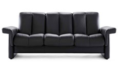 Stressless Legand Low Back Sofa, LoveSeat, Chair and Sectional by Ekornes