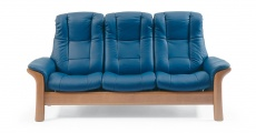 Stressless Windsor High Back Sofa, LoveSeat, Chair and Sectional by Ekornes